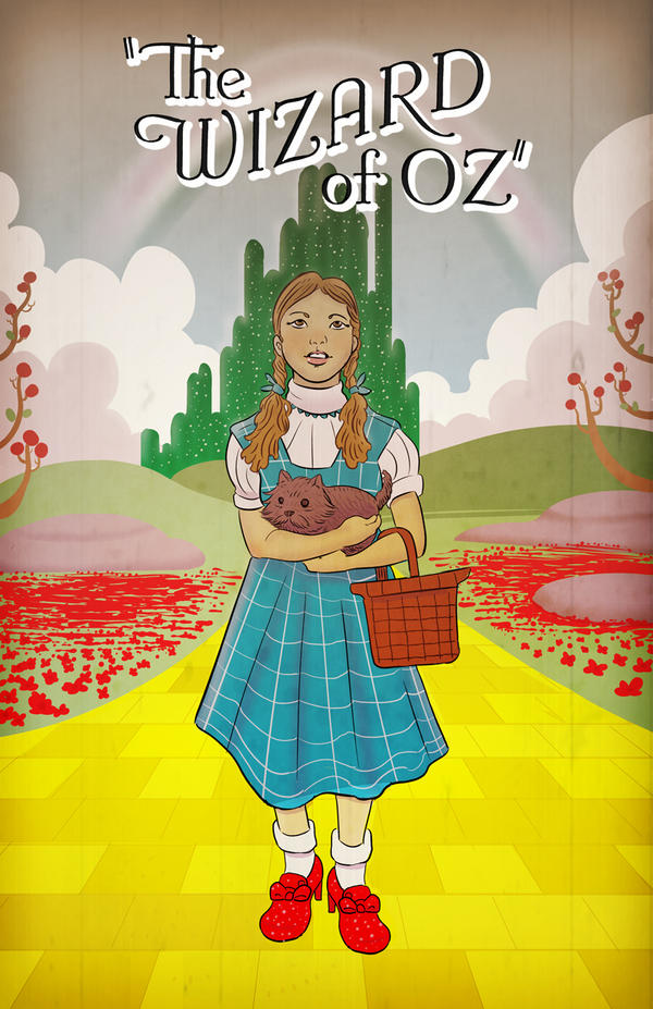 Oz by cheshirecatart