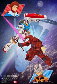 Gundam: Counterattack!