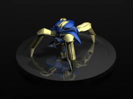Protoss Dragoon by Pixel-Sage
