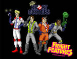Fright Features wallpaper