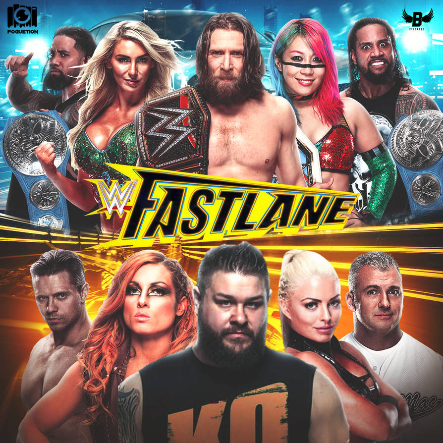 WWE Fastlane (2019) PPV HDTV 720p English x264