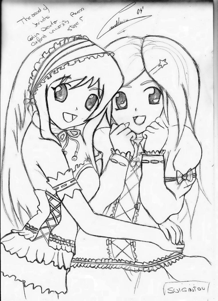 Best Friends Forever Free Coloring Pages Best Friend Colouring Pages