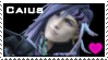 Caius Ballad stamp by Capolecos