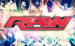 New WWE Wallpaper RAW By AW-Edition