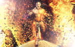 John Cena road to wrestlemania 2013 by AW-Edition