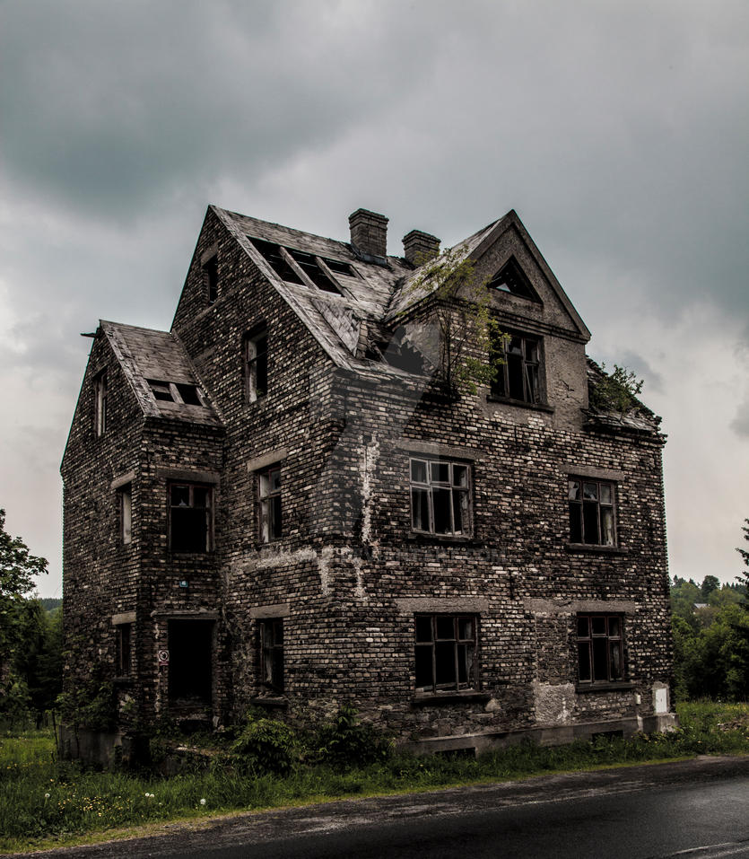 suburban decay by d k alz on deviantart