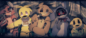 They are just parts (FNAF2)
