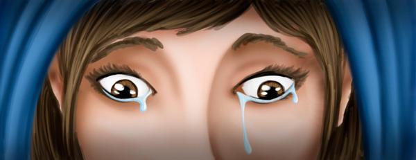 Crying by RemyBlas