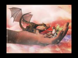 I dream by Gwasanee