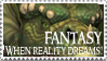 Fantasy Stamp by Gwasanee