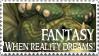 Fantasy Stamp by Gwasanee