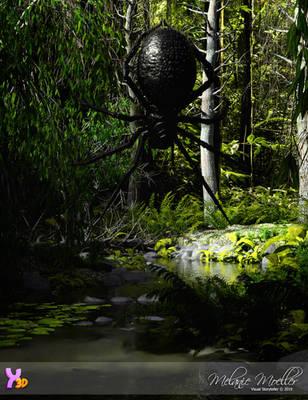 Willow Creek by Gwasanee