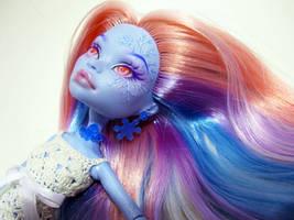 MH Custom - Snowflake by periwinkleimp