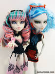 MH Custom - Hestia and Jade