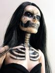 Skeleton Tonner girl