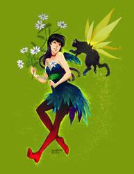 Takahe Fairy