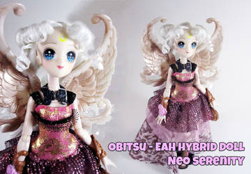 Doll Hybrid: Neo Serenity by periwinkleimp