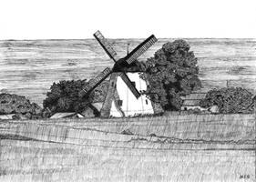 Bornholmian Scenery by CptMaximum9001