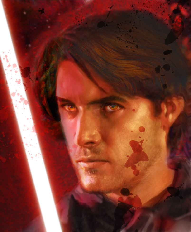 Darth Caedus Portrait by saith100