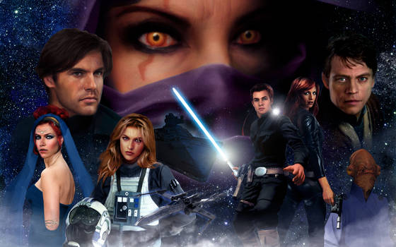 Star Wars : Legacy of the Force (Poster 1)