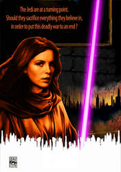 Jaina Solo - Fate of the Jedi