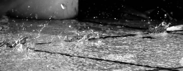 Raintrops I by nekrep