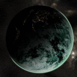 Planet I by nekrep