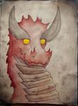 Dragon by nekrep