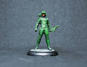 Green Arrow ( Knight Models )