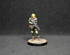 Brawlers, Mercenary Enforcers ( Infinity )