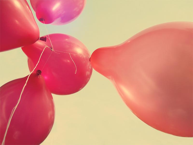 byebye balloons by WednesdayM0rning