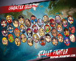 Super Street Fighter IV SELECT