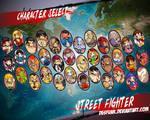 Super Street Fighter IV SELECT