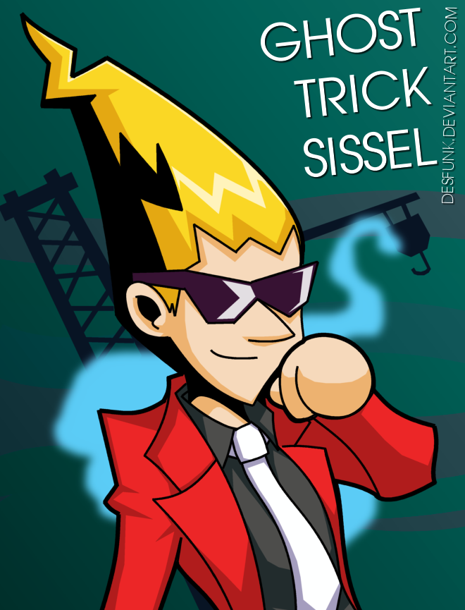 Ghost trick sissel by desfunk on deviantart for Sessel ghost 05