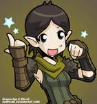 Dragon Age 2 Merrill