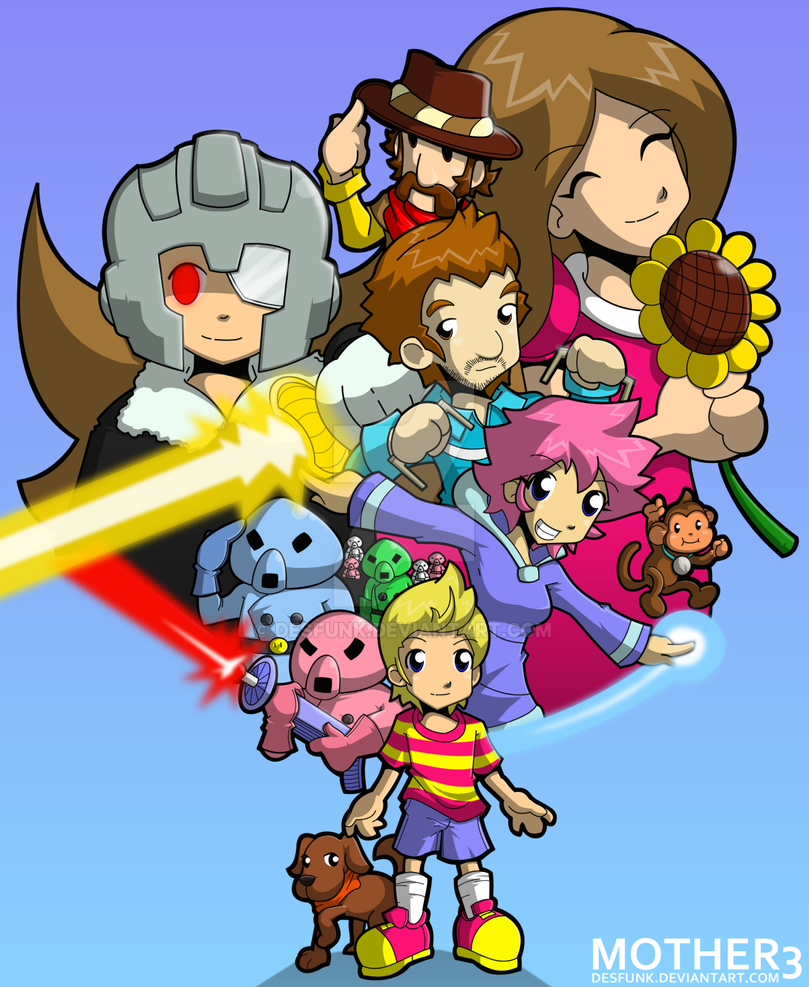 Mother 3 Complete