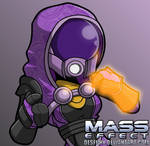 Mass Effect Tali