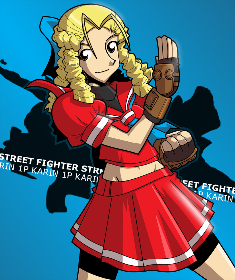 SF Tribute - Karin by desfunk