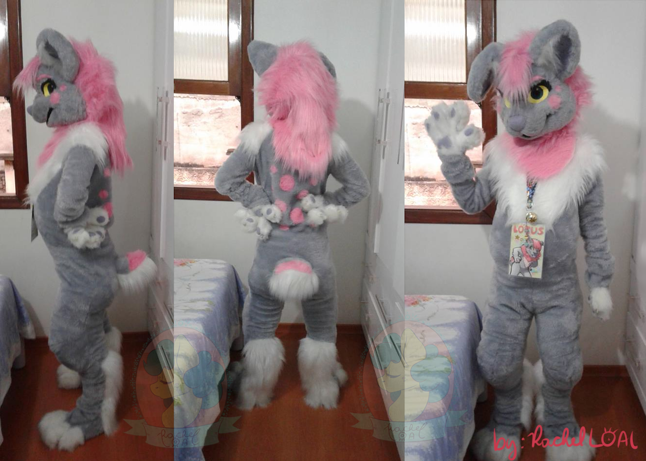 how to make a fursuit body with digitigrade legs