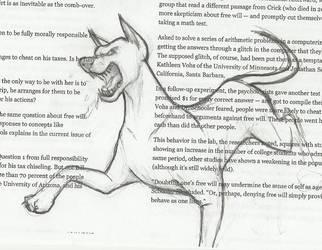 Hellish Hellhound from HELL by PlutoEmmaLoo