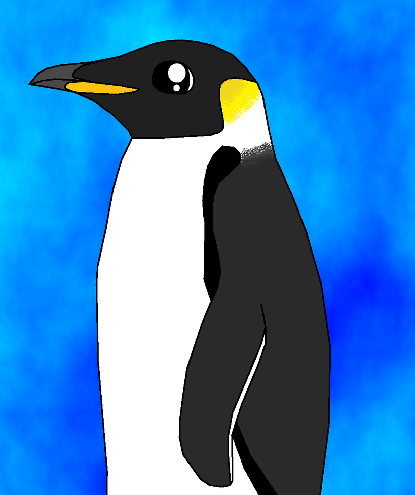How to Draw a Emperor Penguin Step by Step Emperor Penguin How to Drawing