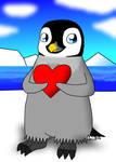 Mumble's heart