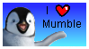 i love mumble by Enricthepenguin92
