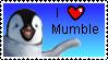 i love mumble by Enricthepenguin92