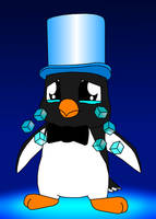 Crying penguin by Enricthepenguin92