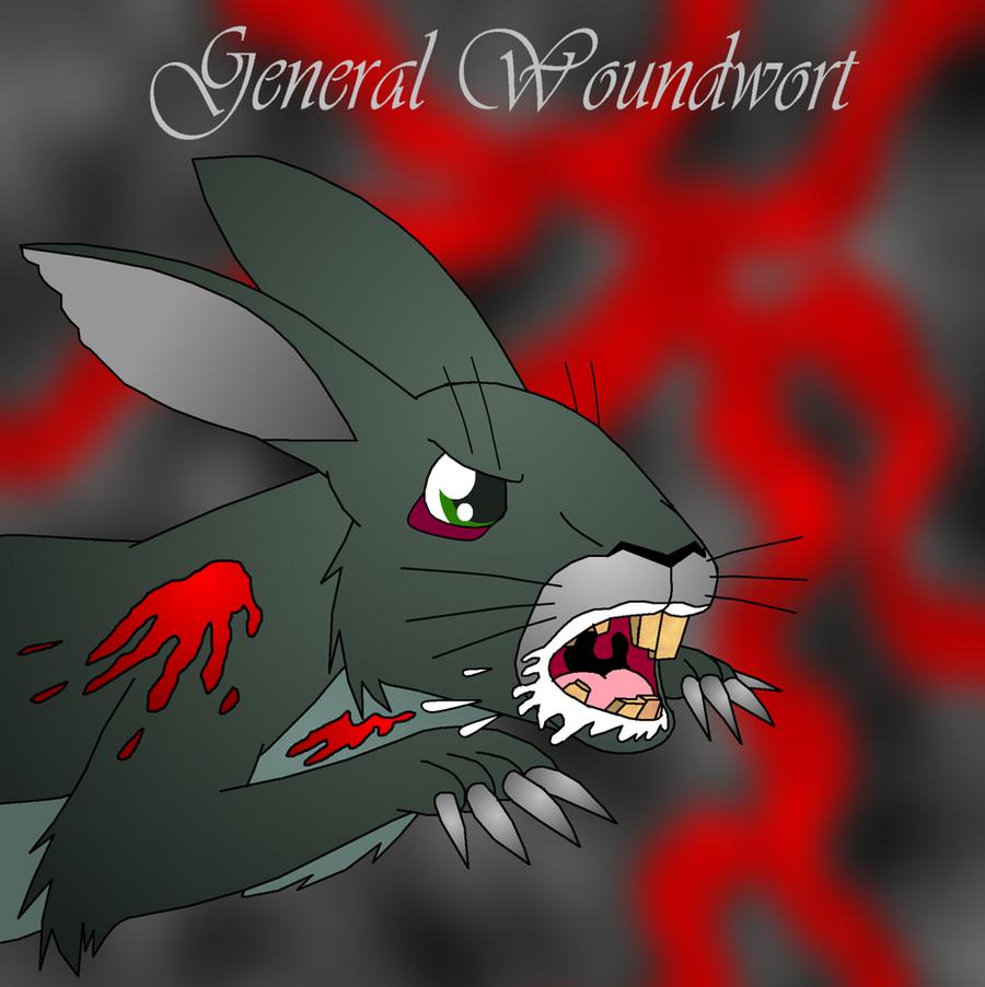 General woundwort by Enricthepenguin92