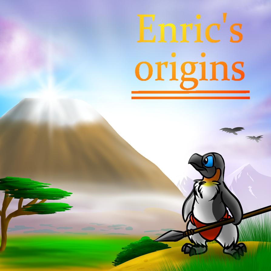 Enric origins by Enricthepenguin92
