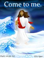 Jesus say by Enricthepenguin92