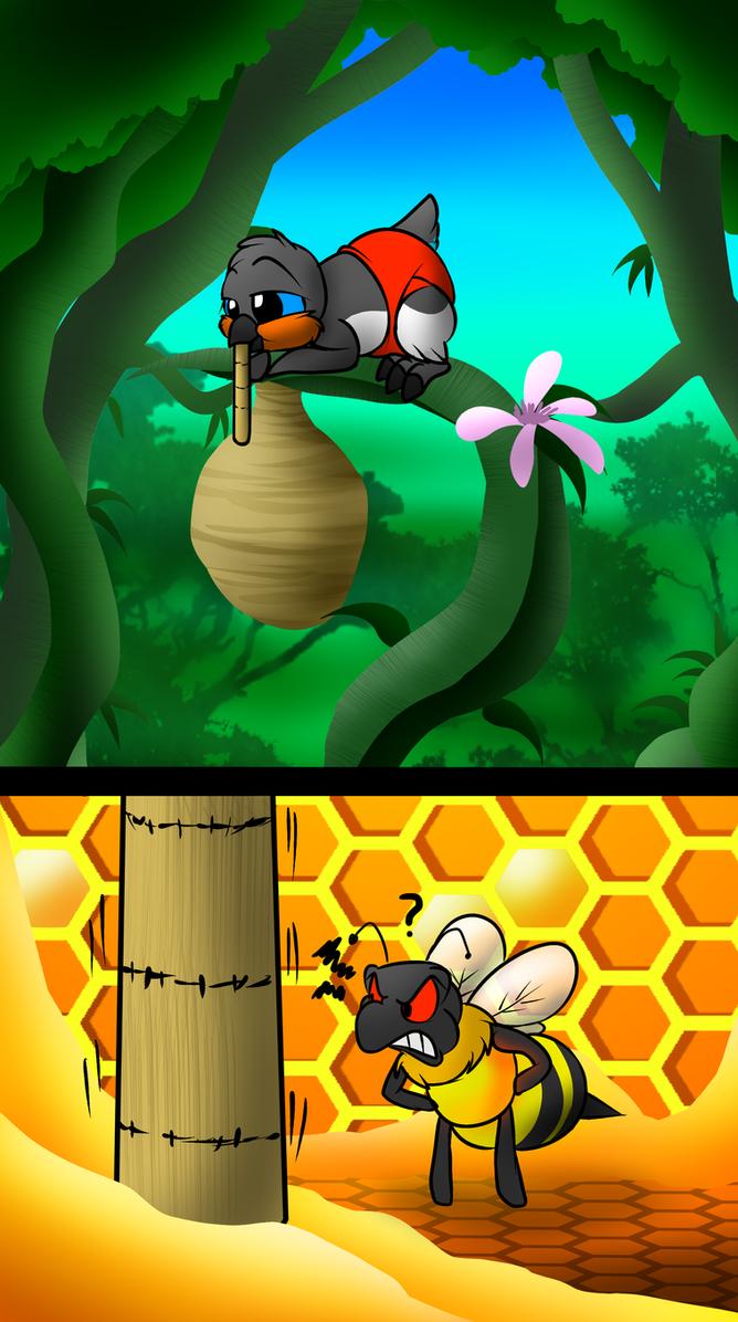 Honeytube by Enricthepenguin92