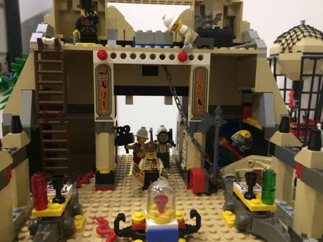 Classic lego adventurers